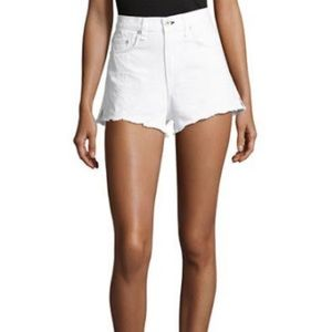 Vintage High Rise Cut Off Shorts